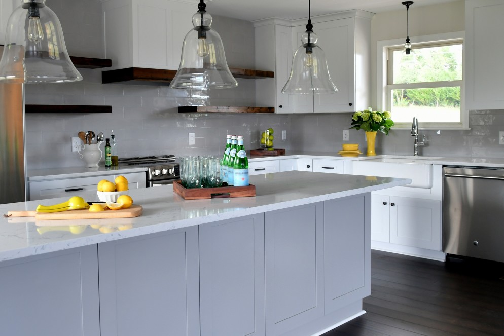 5 easy steps to complete your new kitchen