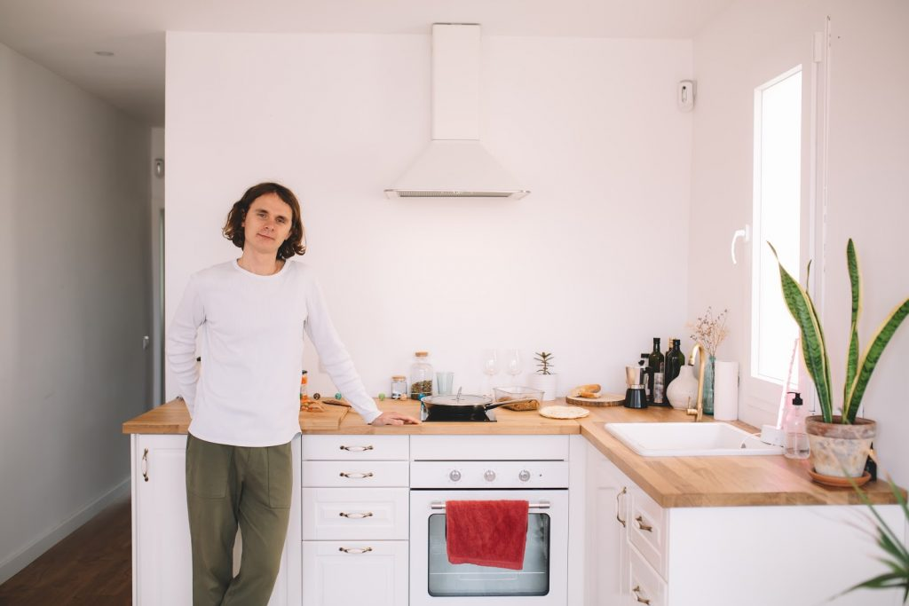 a professional kitchen designer