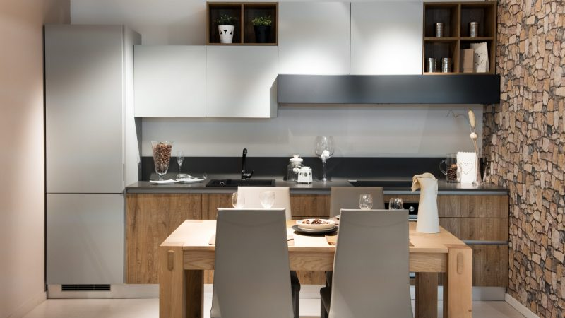 compact-modern-kitchen-or-kitchenette